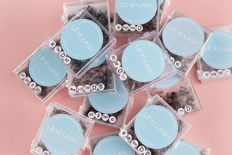 Le Vi Lash Store and Lash Supplies for Lash Fans